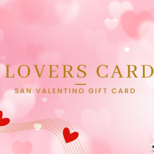 Lovers Card – San Valentino SPECIAL GIFT CARD